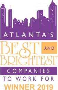 Atlanta's Best and Brightest Companies to Work For® 2019